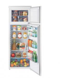 Unique 13 cu. ft. Refrigerator and Freezer