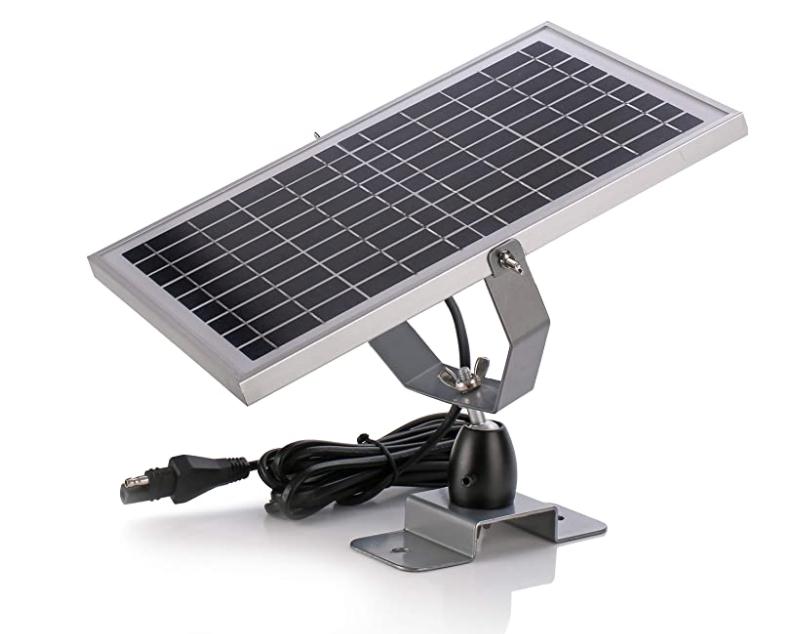 Suner Power Solar-Powered Battery Maintainer