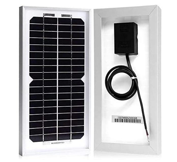ACOPOWER 5W Solar Panel