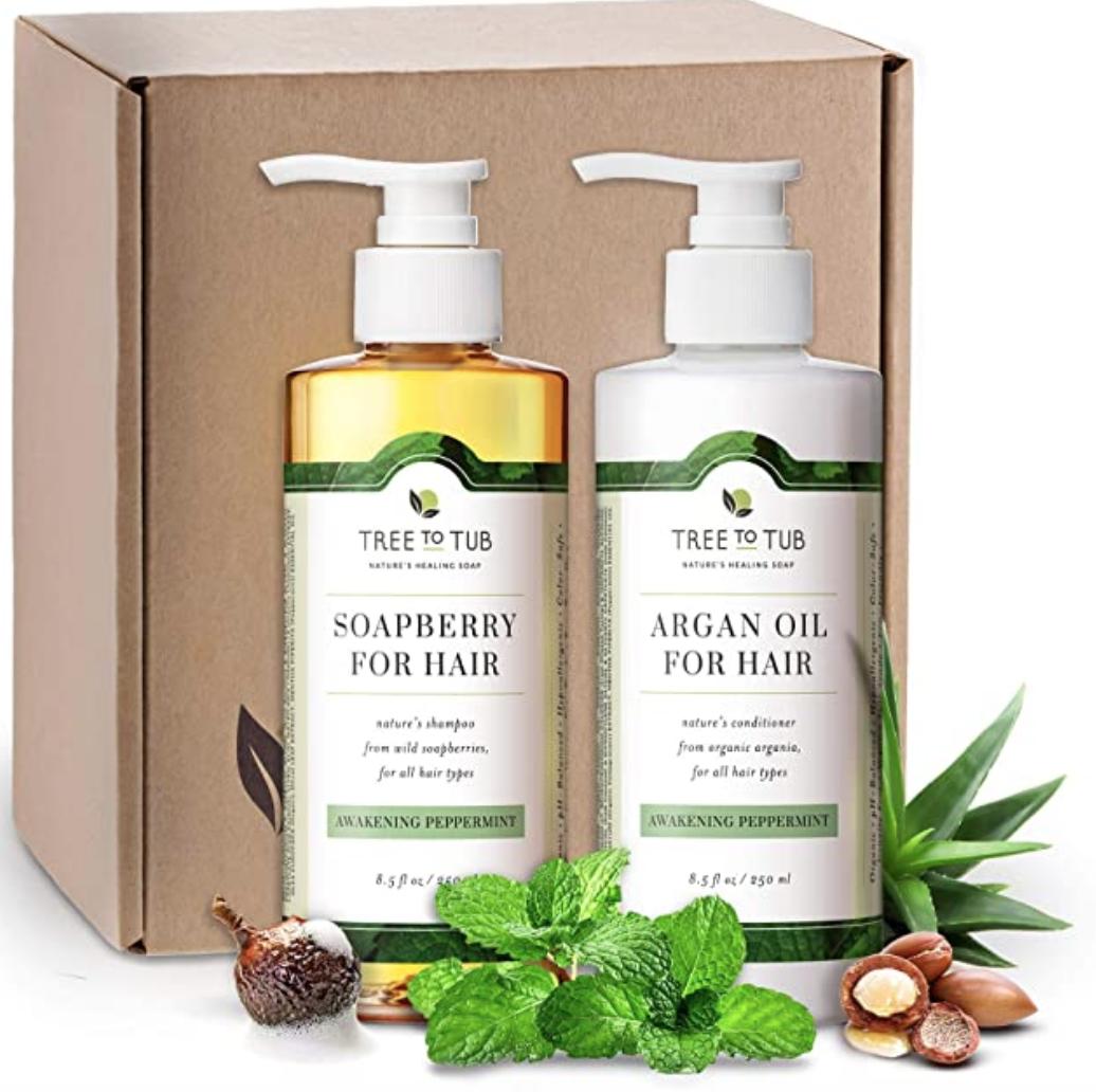 Tree To Tub Healing Shampoo