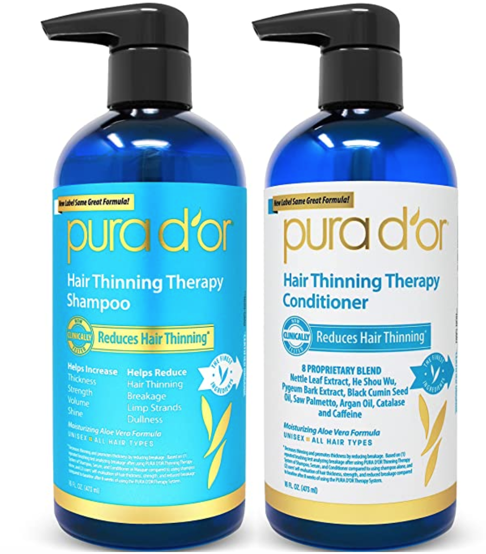 Pura D'or Thinning Hair Therapy