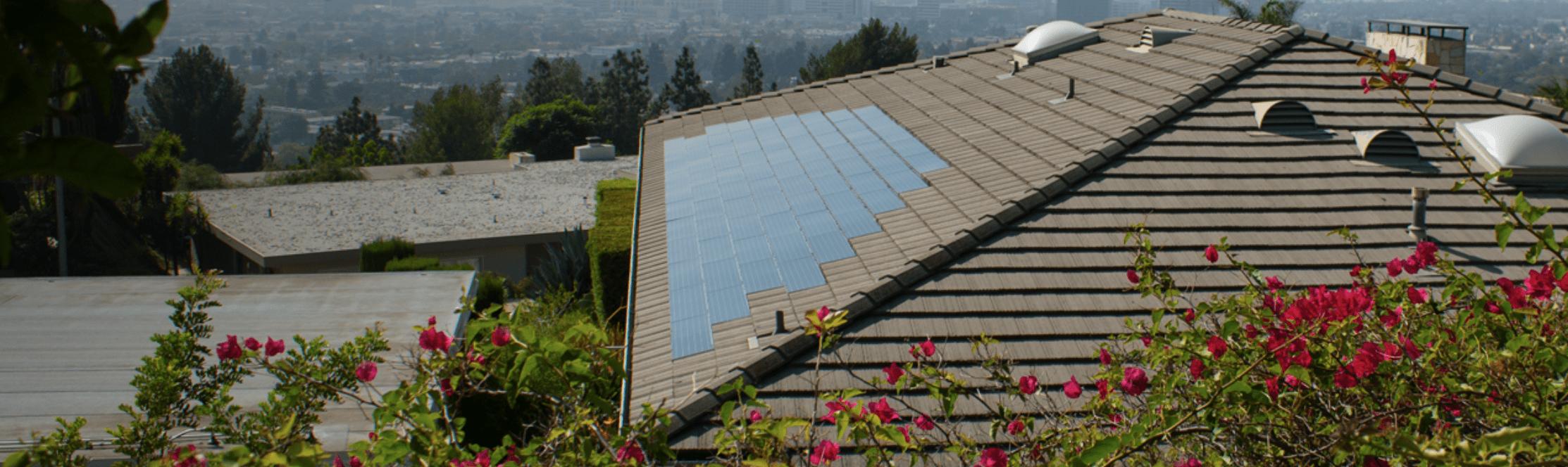 SunTegra Solar Roof Tiles