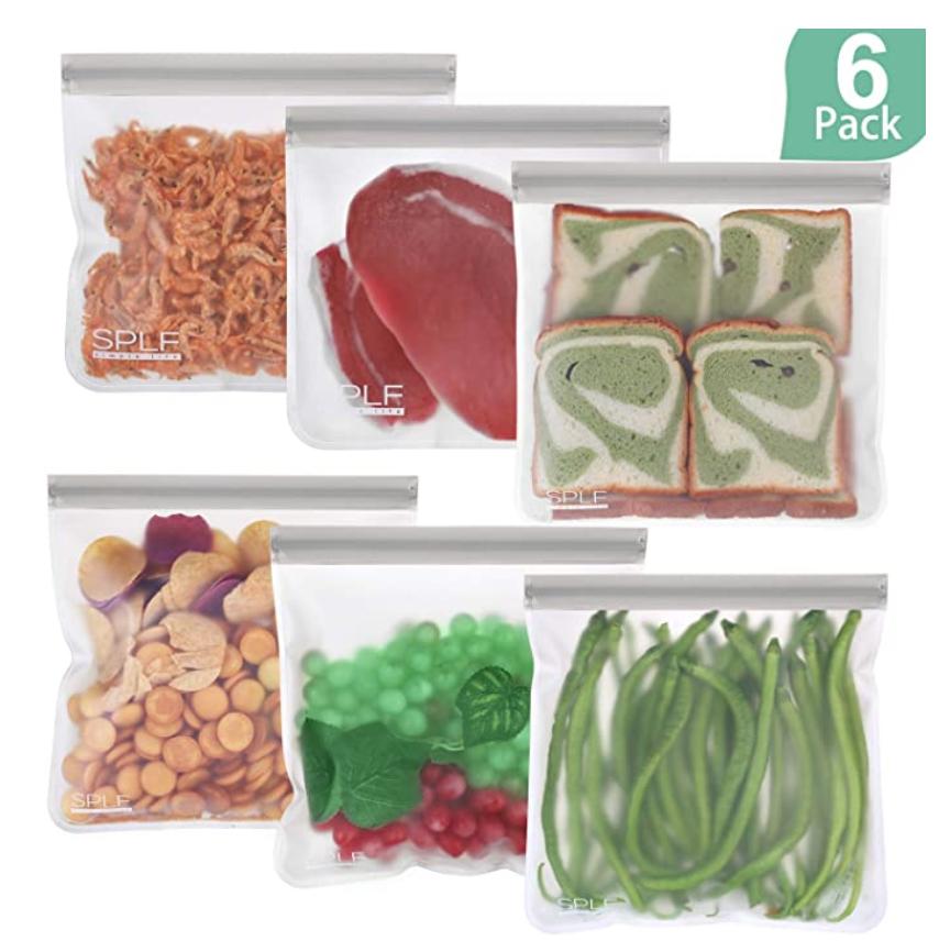 SPLF Gallon Freezer Bags