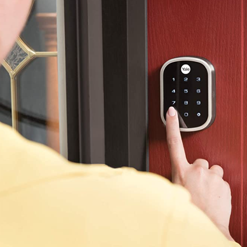 Yale Assure Smart Lock Backed By August