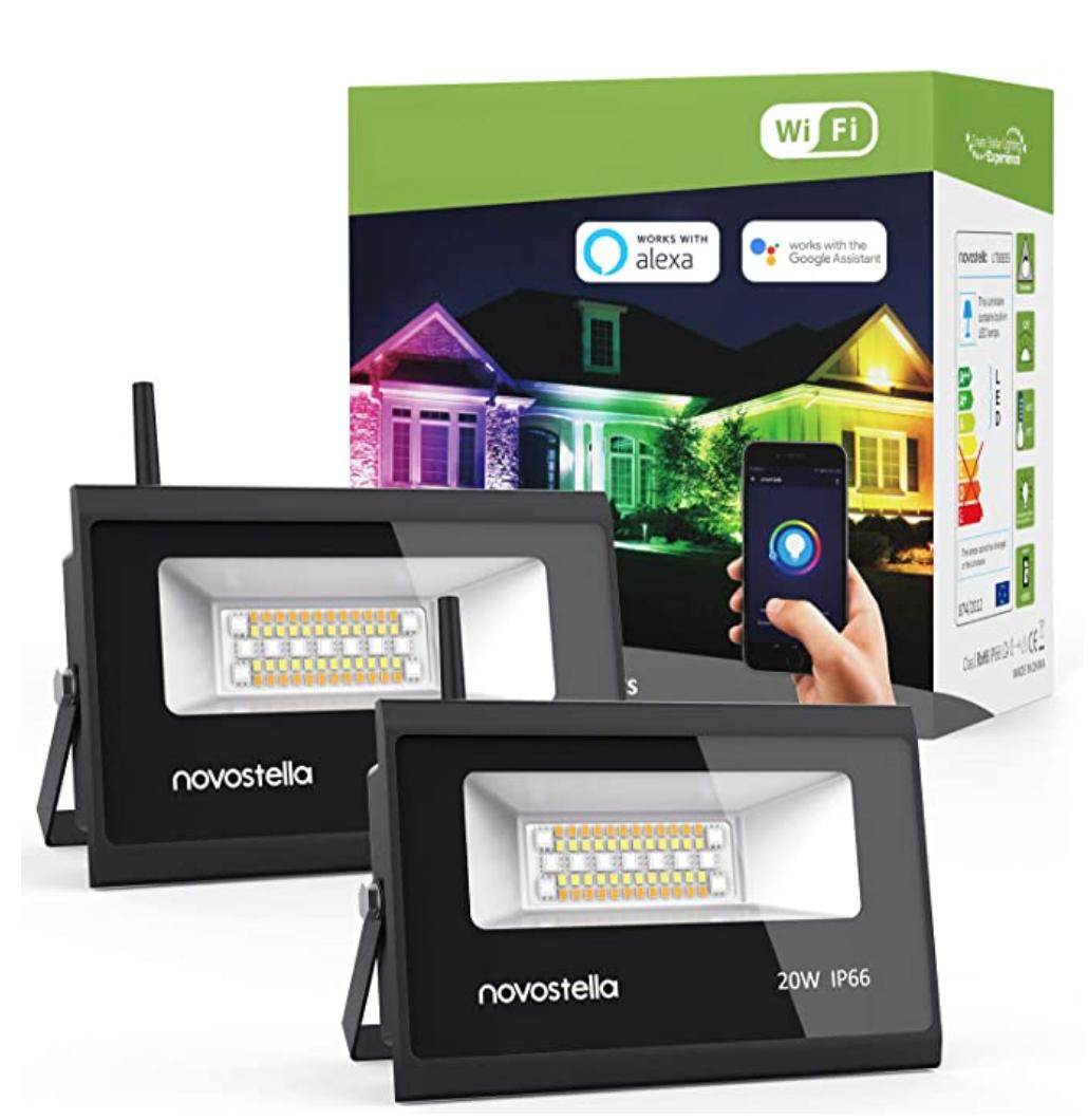 Novostella LED Smart Floodlights