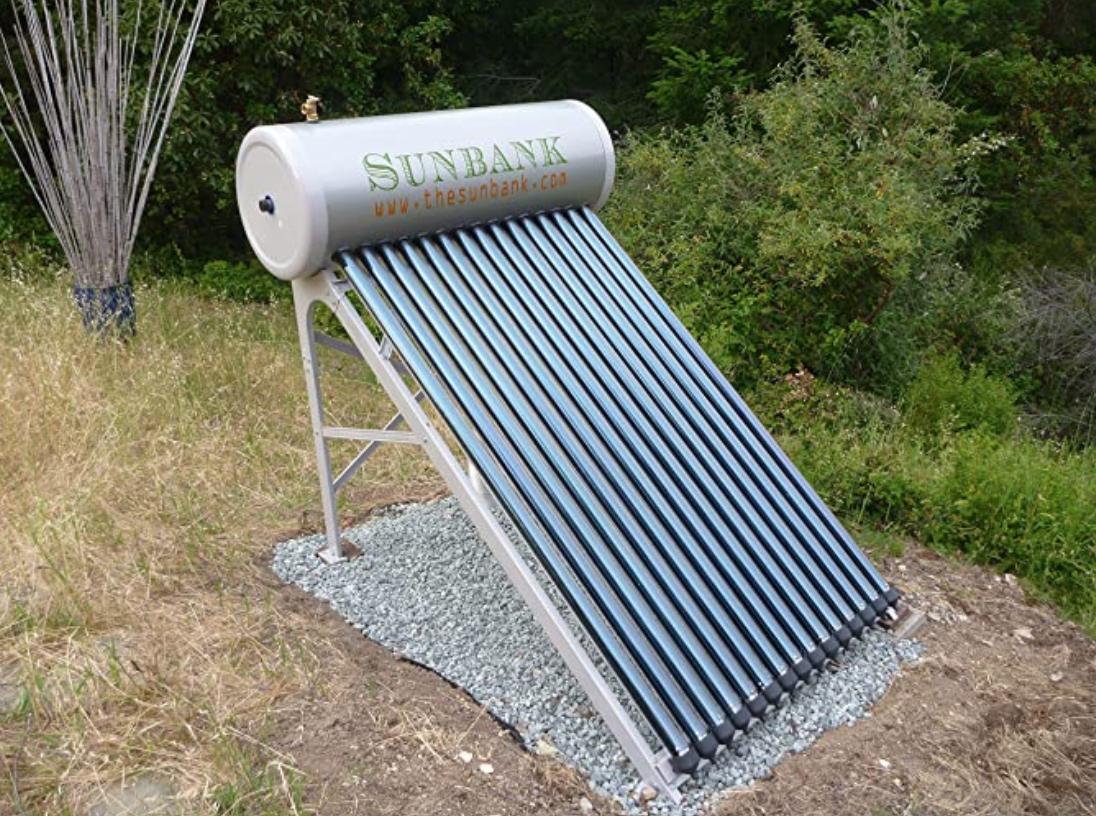 Sunbank Solar Water Heater