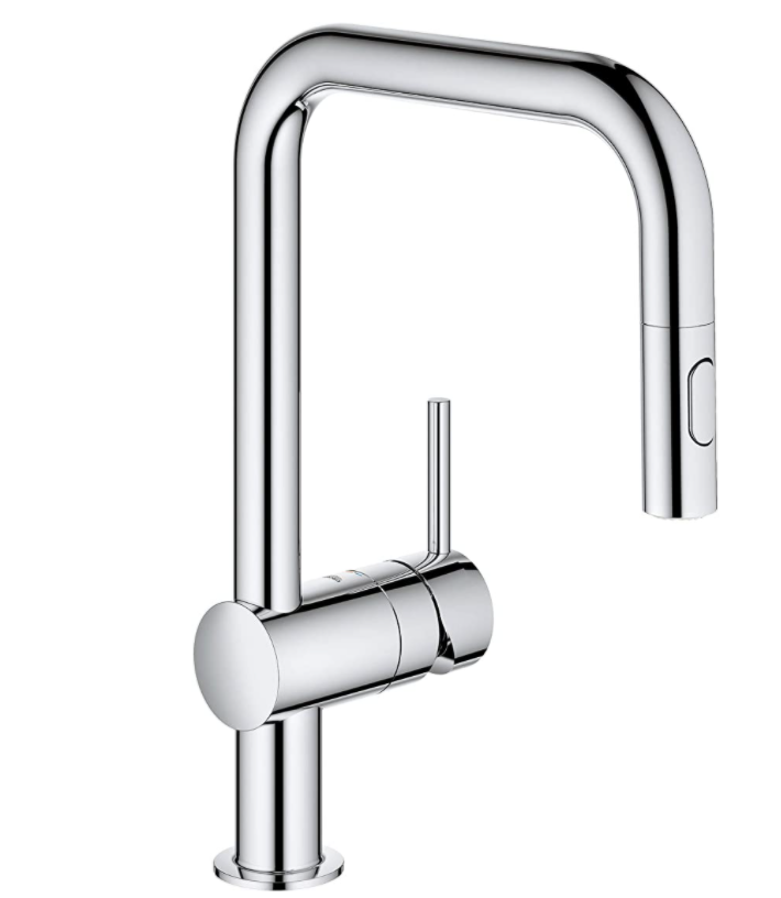 Grohe Minta Dual-Spray Kitchen Faucet