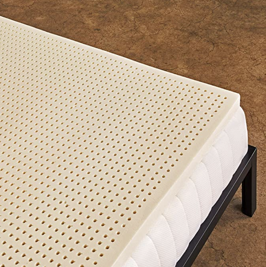Sleep On Latex Pure Green Natural Latex Mattress Topper