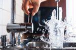 low flow faucet